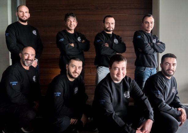 kuzinas-delivery-team