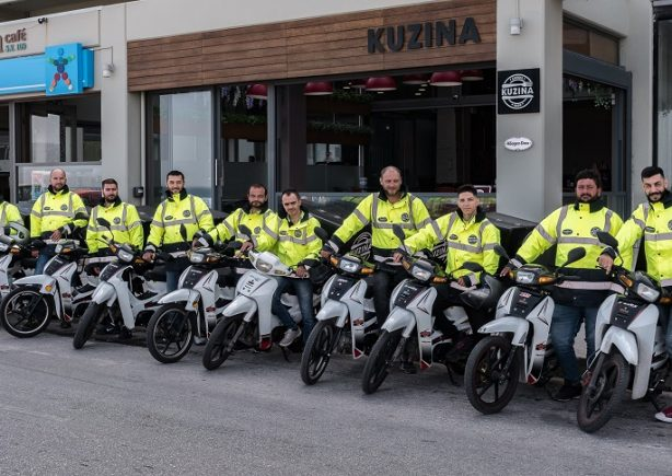 kuzina-delivery-team